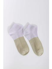 Носочки Терил Фиолетовый 36-39 Хаки+лиловый
