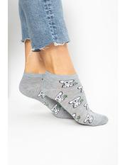 Носочки Доун 36-41 Серый Серый