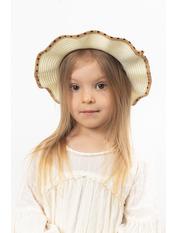 Детская шляпа SHL-3991 Желтый 49