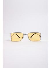 Очки солнцезащитные BRB 01 13*3,5 Желтый