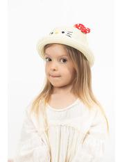 Детская шляпа SHL-4000 Молочный 51