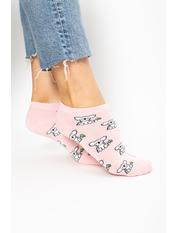 Носочки Доун 36-41 Розовый Розовый