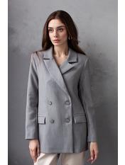 Пиджак PG-5028 M Серый