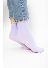 Носочки Пег Фиолетовый Лиловый free size