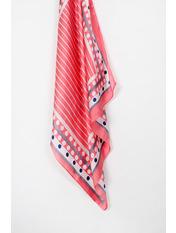 Платок Ранель 65*69 Розовый Розовый