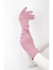 Женские перчатки Герда one size Розовый Пудровый