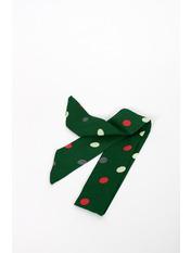 Шарф Кристи 85*5 Зеленый