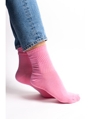 Носочки Карабелла 36-40 Розовый Розовый