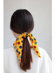 Резинка для волос REZ-21017 Желтый