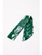 Узкий шарф 15 Зеленый
