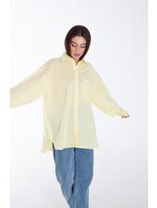 Рубашка RA-5998 Желтый one size Светло-желтый