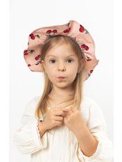 Шляпа детская Манк Розовый 49 Пудровый