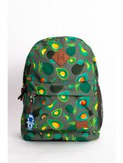 Рюкзак RYK-754/1 Серый Серо-зеленый 30*40*12