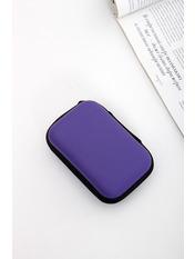 Чехол для наушников Кора one size Фиолетовый Фиолетовый