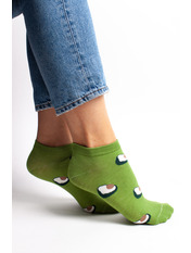 Носочки Скарлет 36-39 Зеленый Зеленый