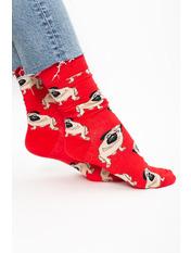 Носочки Джудит Красный Красный 36-41