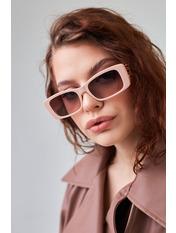 Очки солнцезащитные BRB 2145 14*3,5 Пудровый Розовый