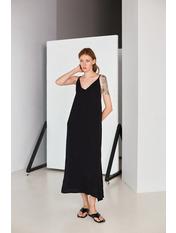 Платье PLA-STL-11472 M Черный
