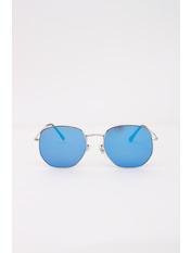 Солнцезащитные очки 3548 Синий Синие зеркальные