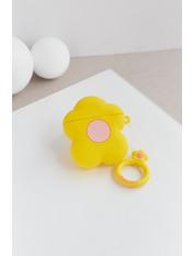 Чохол для навушників Ромашка one size one size Желтый