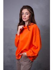 Свитшот KOF-663 XS Оранжевый