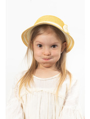 Шляпа детская Кимби Желтый 48 Желтый