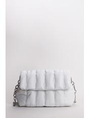 Сумка Кларис 36*26*10 Белый Белый
