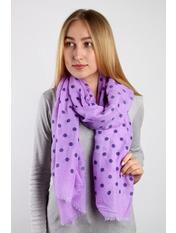 Шарф Мариус 190*90 Фиолетовый Сиреневый