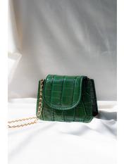 Сумка женская SYM-857 12*9*6 Зеленый
