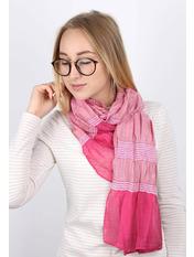 Шарф Мунго 160*60 Розовый Розовый