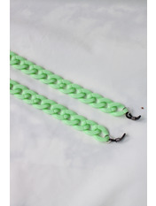 Ланцюжок для окулярів AKS-5744 999 Зеленый Салатовый