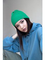 Шапка Риана one size Зеленый