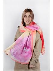 Шарф Молли 180*90 Розовый Нежно-розовый