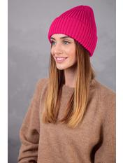 Шапка SHP-93023 Розовый Малиновый