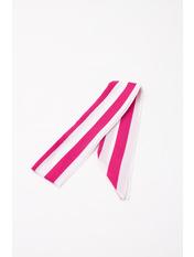 Шарф Корин 88*5 Малиновый Розовый