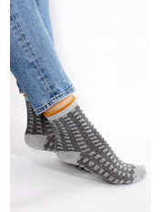 Носочки Ута Серый 36-40