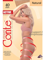 Колготки Conte Active 2 natural