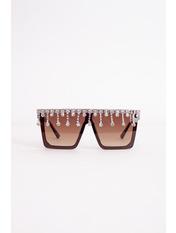 Солнцезащитные очки К1913 В 14*5,5 Коричневый