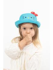 Детская шляпа SHL-4000 Голубой 51