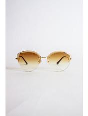 Солнцезащитные очки В50509 14,5*5,2 Коричневый