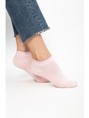 Носочки Ваффл Розовый 36-39 Пудровый
