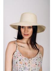 Шляпа слауч SHL-2045 Белый 56 Молочный