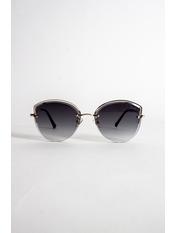 Солнцезащитные очки В50509 14,5*5,2 Серый Графитовый
