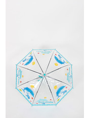 Дитяча парасолька PK-2899 Голубой 98*49*56