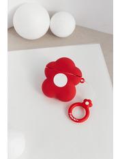 Чохол для навушників Ромашка one size one size Красный