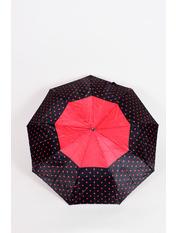 Зонт Дениз Красный+черный