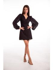 Платье PLA-D0125 M Черный
