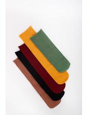Носочки Кирнан упаковка Серый free size Разные цвета