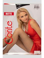 Колготки Conte Rette Micro 4 nero