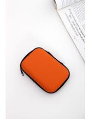Чехол для наушников Кора one size Оранжевый Оранжевый